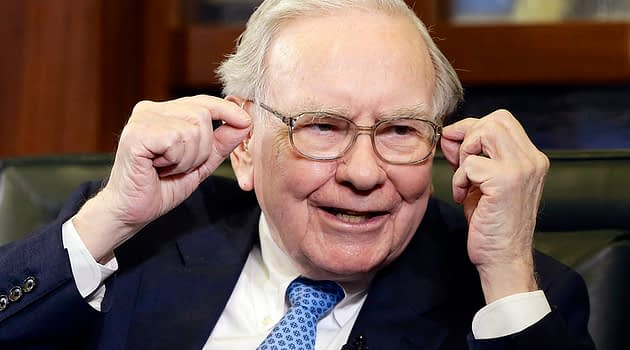 Warren Buffet Berkshire Hathaway