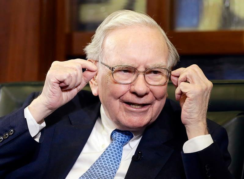 Warren Buffet Berkshire Hathaway