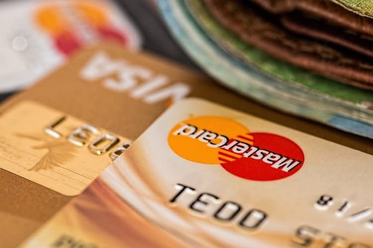Credit history for small business loan